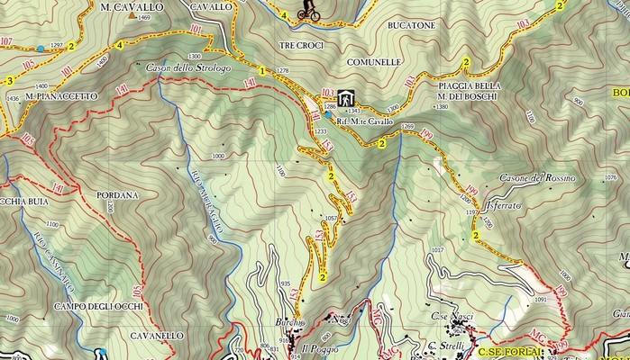 Corso pratico di Cartografia e GPS per l'outdoor