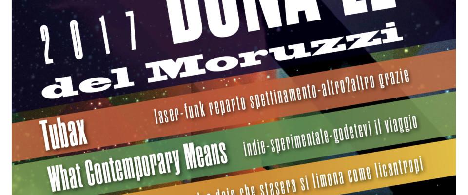 22/09/2017 L'ultimo BONA LE' del Moruzzi!!!!